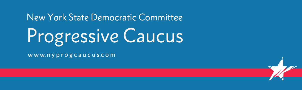 NYS Democratic Committee Progressive Caucus
