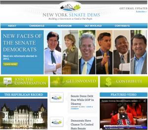 New Faces in NYS Senate Democratic Conference