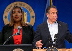 Progressive Caucus Calls for Governor Cuomo's Resignation